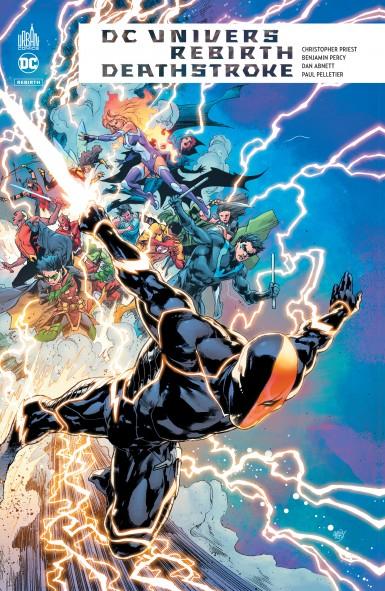 DC Univers Rebirth – Deathstroke (VF)