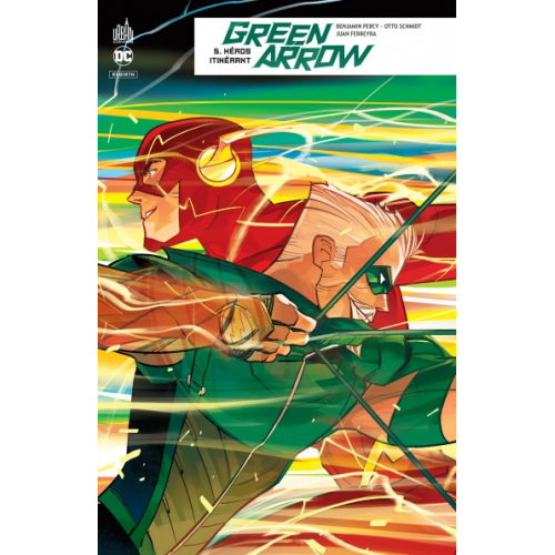 Green Arrow Rebirth Tome 5 (VF)