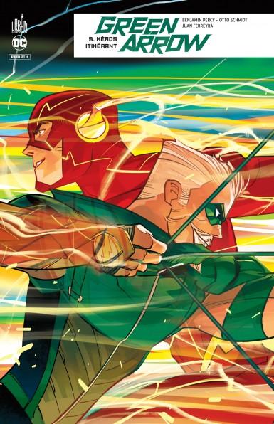 Green Arrow Rebirth Tome 5 (VF)