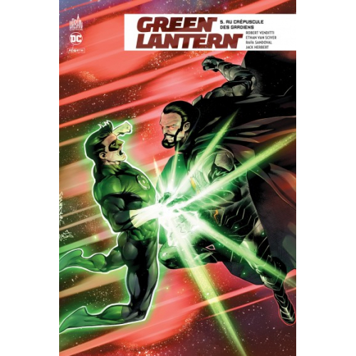 Green Lantern Rebirth Tome 5 (VF)