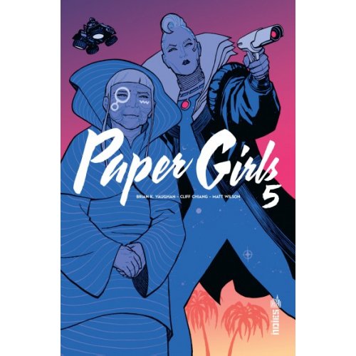 Paper Girls Tome 5 (VF)