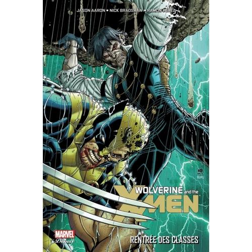 Wolverine et les X-Men Tome 3 (VF) occasion