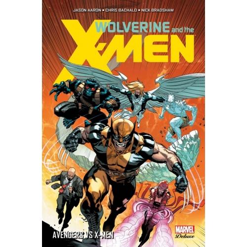 Wolverine et les X-Men Tome 2 (VF)