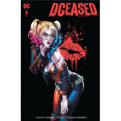 DCEASED 1 (VO) MICO SUAYAN COVER