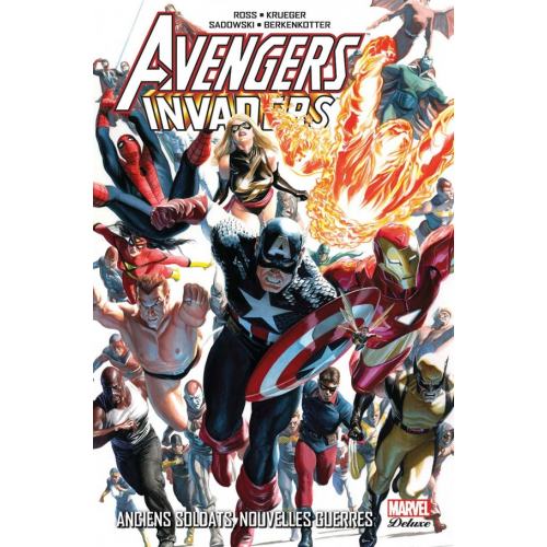 Avengers/Invaders (VF) occasion