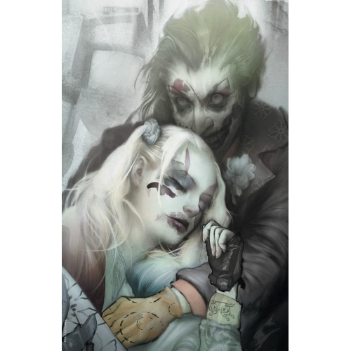 DCEASED 1 (VO) EDITION COLLECTOR VIRGIN COVER