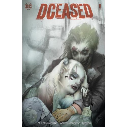 DCEASED 1 (VO) EDITION COLLECTOR ORIGINAL COMICS
