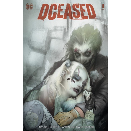 OFFERT : DCEASED 1 (VO) EDITION COLLECTOR ORIGINAL COMICS