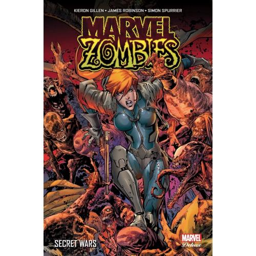 Marvel Zombies : Secret Wars (VF) occasion