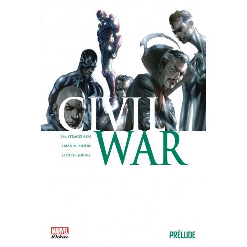 CIVIL WAR : PRELUDE (VF) occasion