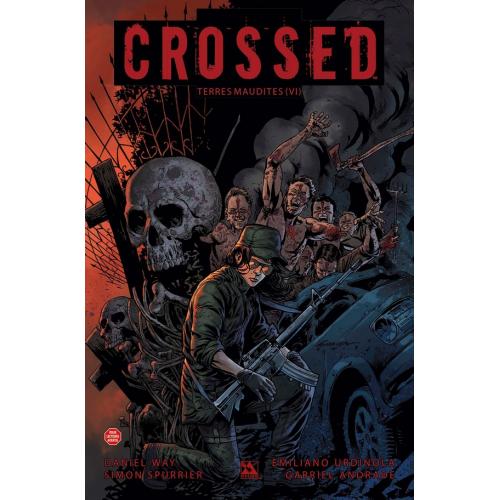Crossed Volume 6 Terres maudites (VF) occasion