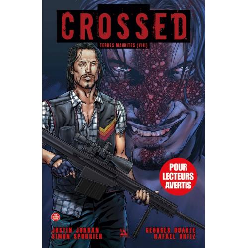 Crossed Terres maudites Volume 8 (VF) occasion