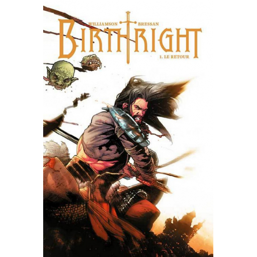 Birthright Tome 1 Tirage de luxe (VF)