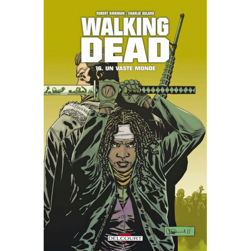 Walking Dead Tome 16 (VF) occasion