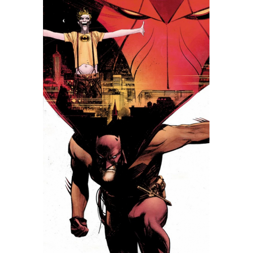 BATMAN : CURSE OF THE WHITE KNIGHT 1 (VO) SEAN MURPHY DC BLACK LABEL