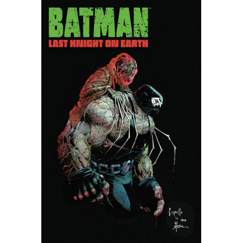 BATMAN : LAST KNIGHT ON EARTH 2