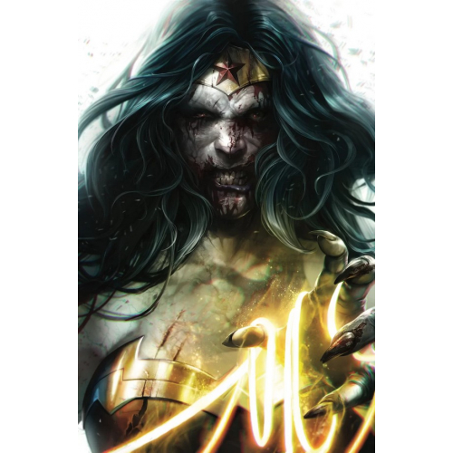 DCEASED 3 (VO) FRANCESCO MATTINA VARIANT
