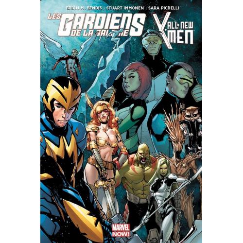 Les gardiens de la galaxie/All New X-men (VF) occasion