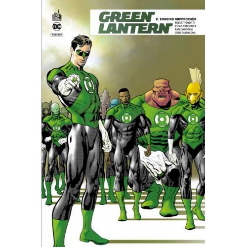 Green Lantern Rebirth Tome 2 (VF) occasion