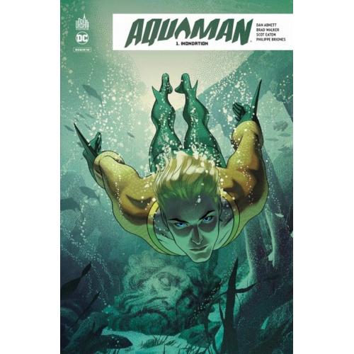 Aquaman Rebirth Tome 1 (VF) occasion