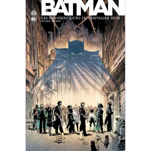 Batman – Les Derniers Jours du Chevalier Noir (VF)