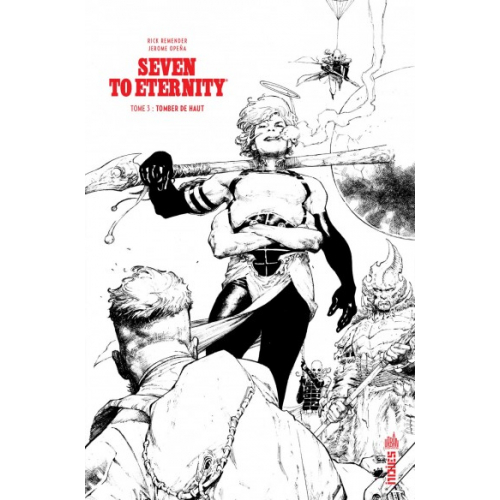 Seven to Eternity Tome 3 Édition Noir & Blanc (VF)