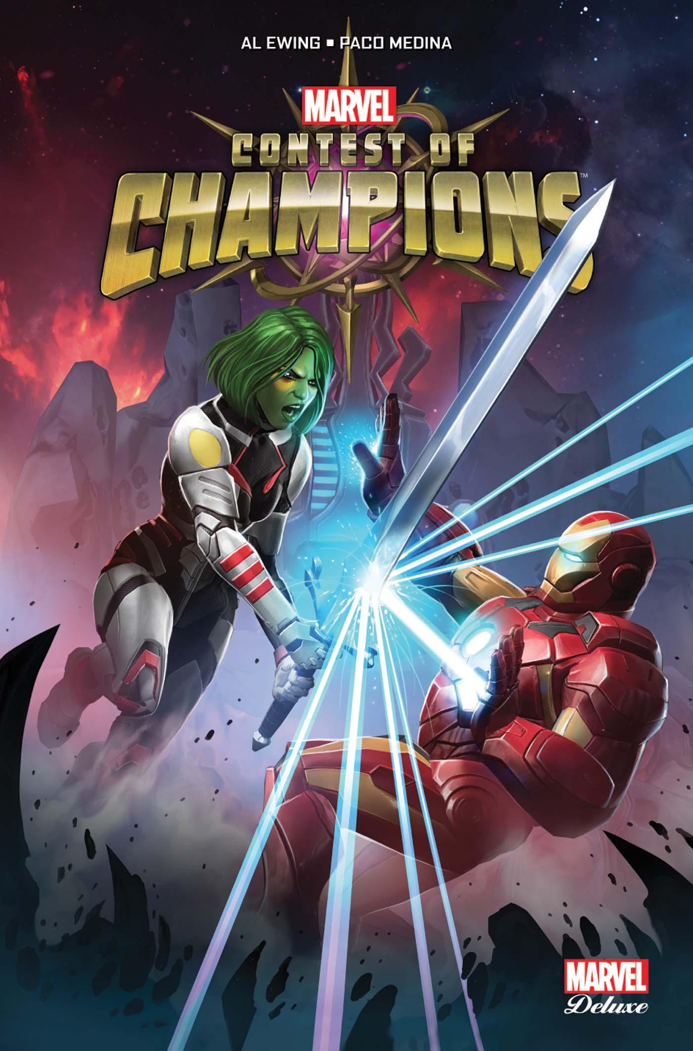 Contest of Champions (VF)