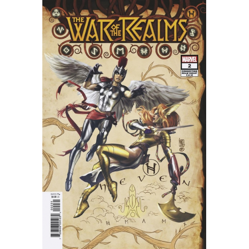 WAR OF REALMS 2 (OF 6) CAMUNCOLI CONNECTING REALM VAR(VO)