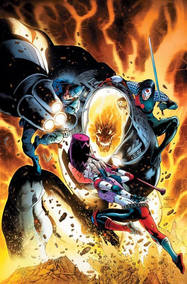 Suicide Squad Rebirth n°14 (VF)