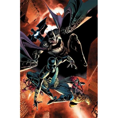 Batman Rebirth n°8 (VF) occasion