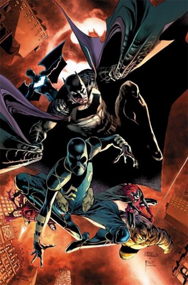 Batman Rebirth n°8 (VF)