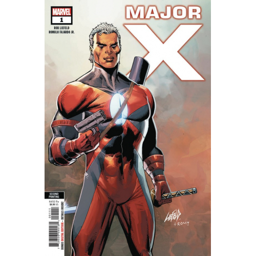 MAJOR X 1 (VO) 2nd Print Variant