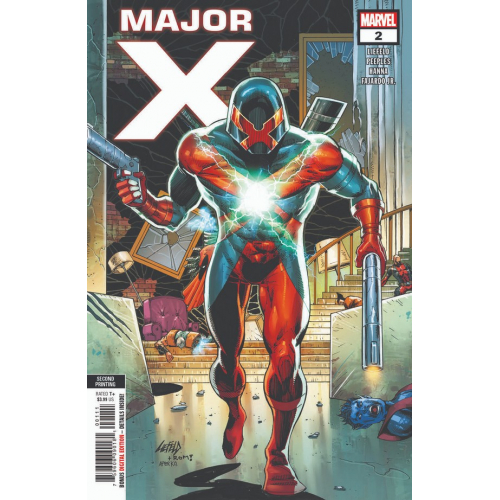 MAJOR X 2 (VO) 2nd Print