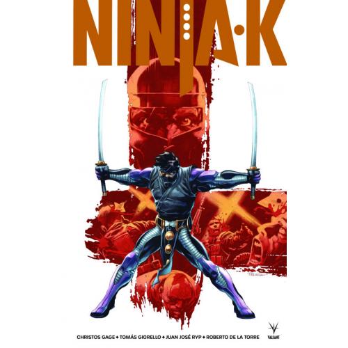 Ninja-K Tome 1 Les dossiers Ninja (VF)
