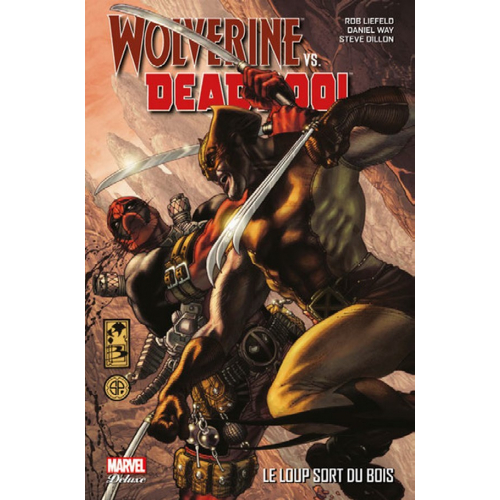 Wolverine vs Deadpool (VF)