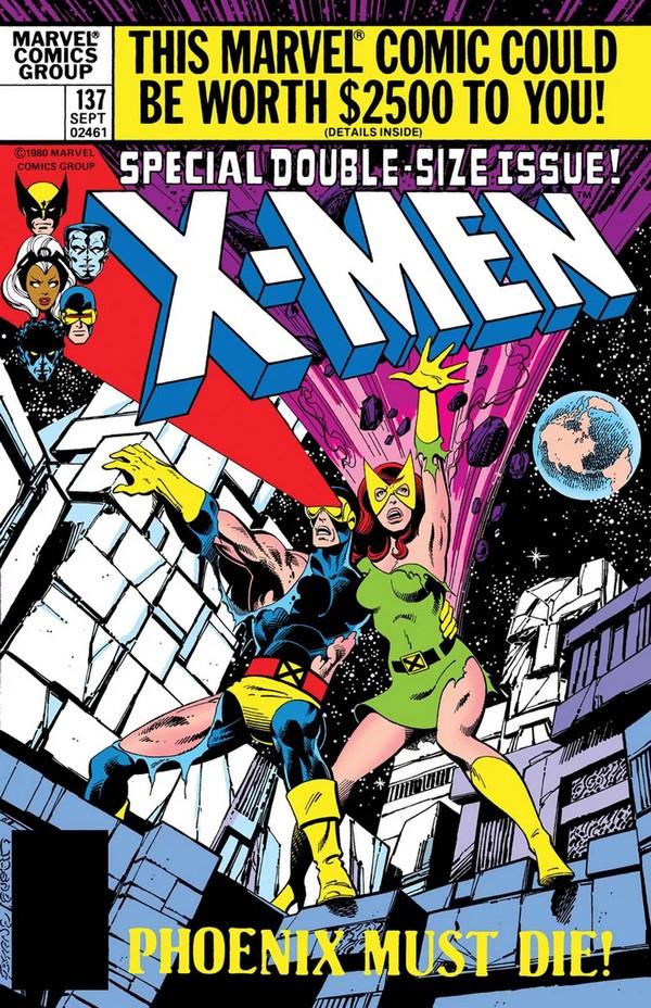 X-MEN 137 FACSIMILE EDITION (VO)