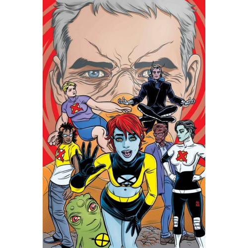 GIANT-SIZED X-STATIX 1 (VO)