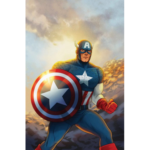 MARVEL TALES: CAPTAIN AMERICA 1 (VO)