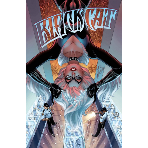 Black Cat 2 (VO) J. Scott Campbell Cover