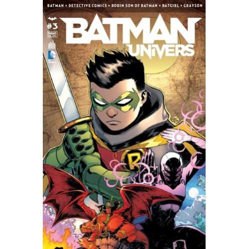 BATMAN UNIVERS 3 (VF) occasion