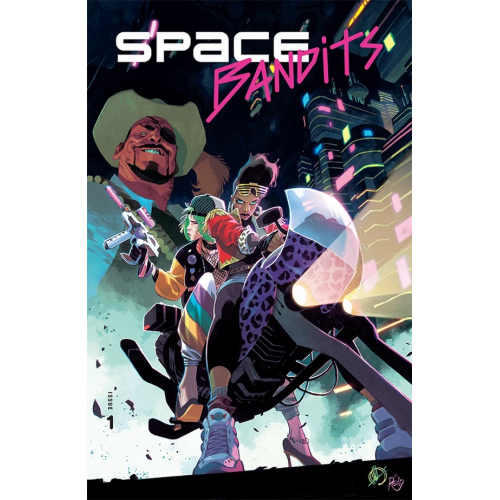 SPACE BANDITS 1 (OF 5) (VO)