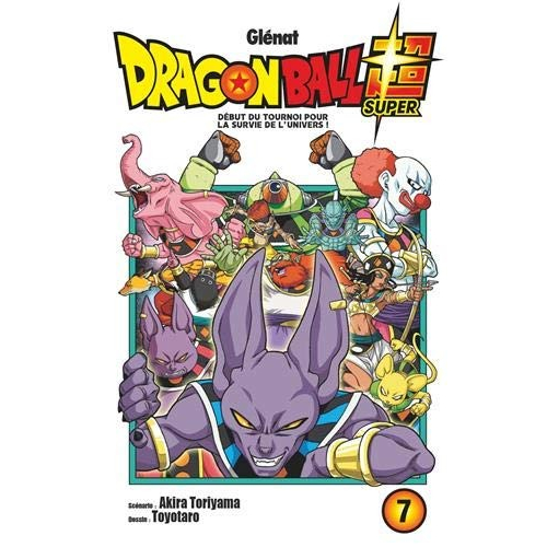 Dragon Ball Super Tome 7 (VF)