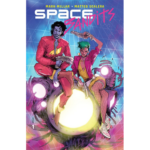 SPACE BANDITS 1 (OF 5) COVER E SARA PICHELLI (VO)