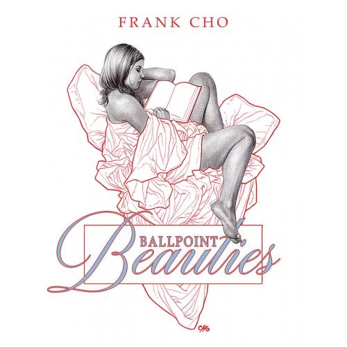 FRANK CHO BALLPOINT BEAUTIES HC (VO)