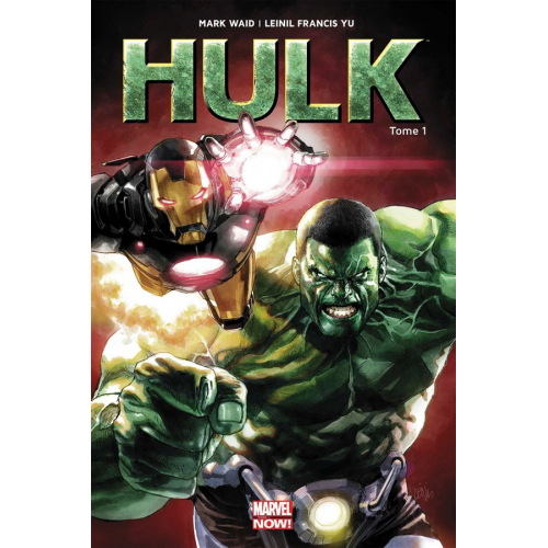 Hulk Marvel Now Tome 1 (VF) occasion