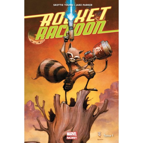 ROCKET RACCOON MARVEL NOW T01 (VF) occasion