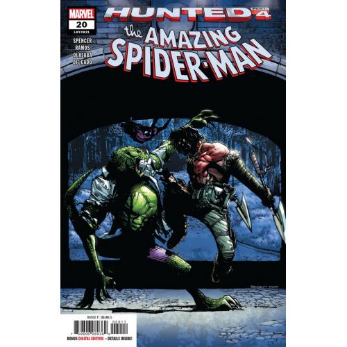 AMAZING SPIDER-MAN 20 (VO)
