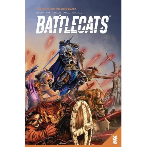BATTLECATS TP VOL 01 HUNT FOR DIRE BEAST (VO)