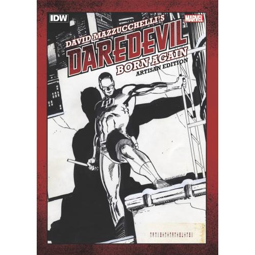 DAVID MAZZUCHELLIS DAREDEVIL BORN AGAIN ARTISAN ED TP (VO)