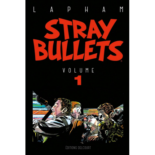 Stray bullets T01 (VF)